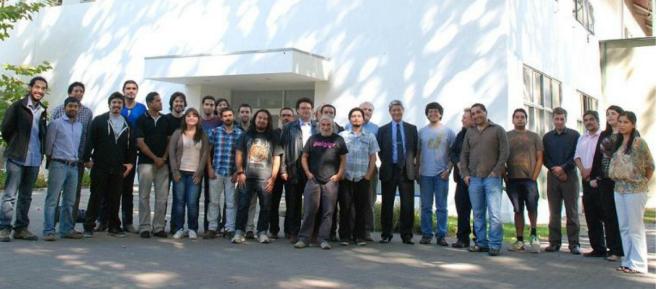 Foto del Encuentro CosmoConce 2013, Universidad del Bío-Bío